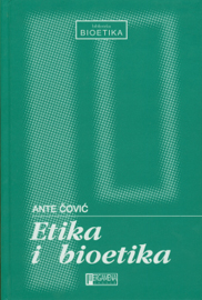 Ante Čović- Etika i bioetika - naslovnica