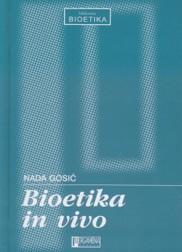 Bioetika in vivo - naslovna
