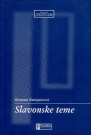 Slavonske teme - naslovna