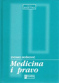 Medicina i pravo - naslovna